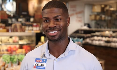 Cesar, Store Director - H-E-B Careers