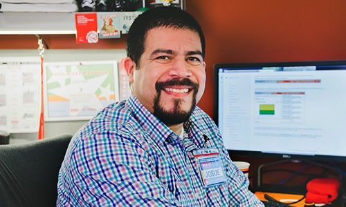 Josue, Information Security Analyst - H-E-B Careers
