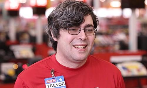 Trevor, Customer Service Assistant - H-E-B Careers