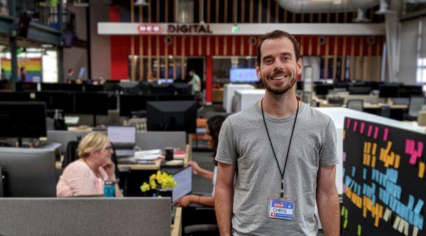 Chris - Digital Team